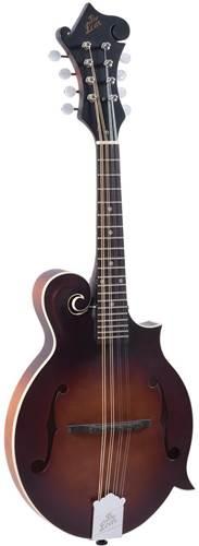 The Loar LM-310 Honey Creek F Style Mandolin Satin Brownburst