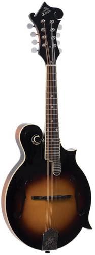 The Loar LM-520 Performer F Style Mandolin Vintage Gloss Sunburst