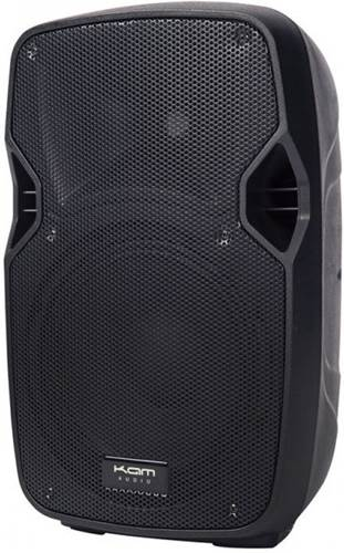 Kam RZ10ABT 10 Inch Active Speaker with Bluetooth 300w (Single)