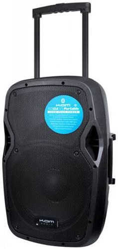 Kam RZ12AP Portable 12 Inch Speaker with Bluetooth 800w