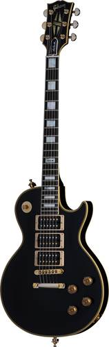 Gibson Custom Shop Peter Frampton Phenix Inspired Les Paul Custom VOS Ebony