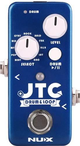 NUX JTC Drum and Loop Looper Pedal