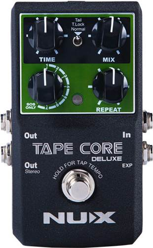 NUX Tape Core Deluxe Echo Pedal