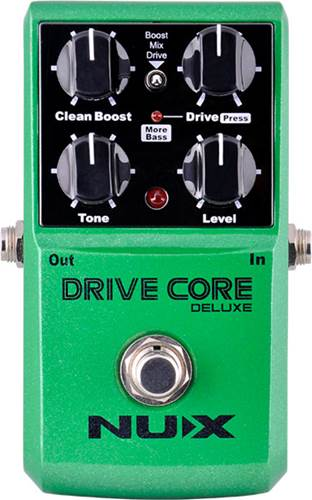 NUX Drive Core Deluxe Overdrive Pedal