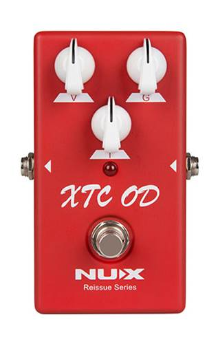 NUX Reissue XTC OD Overdrive Pedal