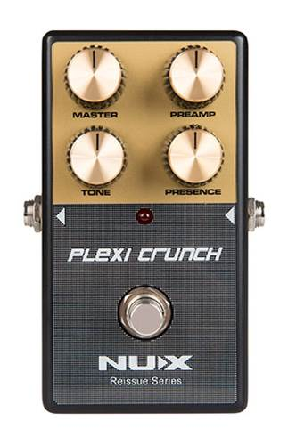 NUX Reissue Plexi Crunch Distortion Pedal