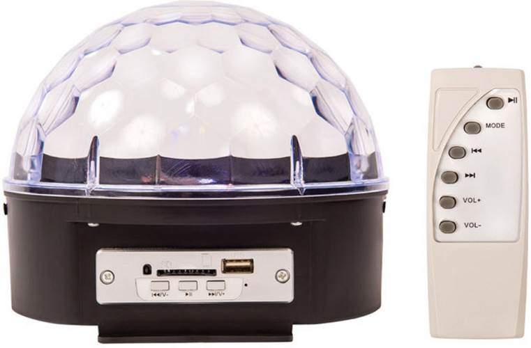 Kam Moon Glow MP3 Domed Light
