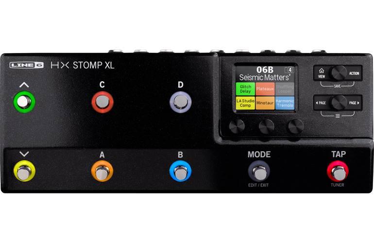 Line 6 Helix HX Stomp XL Multi-Effects