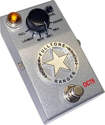 Fulltone Custom Shop Ranger OC75 Treble Boost