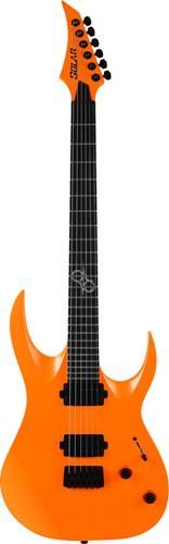Solar Guitars A2.6ON Orange Neon Matte