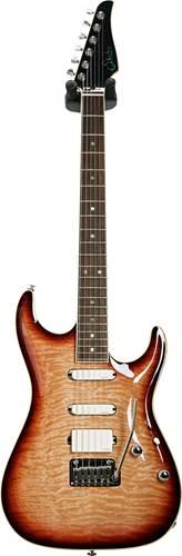 Suhr guitarguitar Select #90 Standard Carve Top Edge Burst
