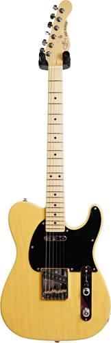 G&L USA Fullerton Deluxe ASAT Classic Alnico Pine Butterscotch Maple Fingerboard