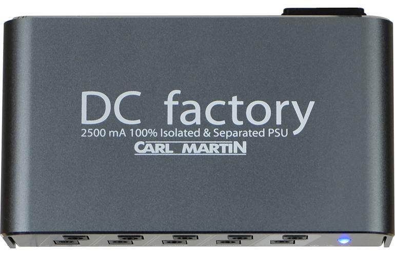 Carl Martin DC Factory Power Supply
