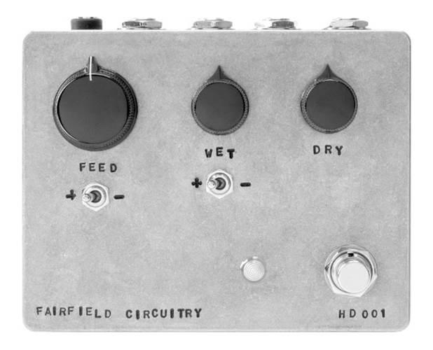 Fairfield Circuitry Hors D'oeuvre Active Feedback Loop