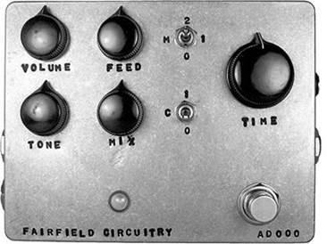 Fairfield Circuitry Meet Maude Analog Delay