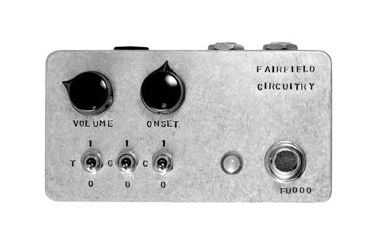Fairfield Circuitry The Unpleasant Surprise Fuzz