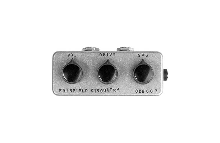 Fairfield Circuitry Modele B Overdrive