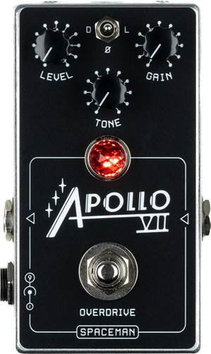 Spaceman Apollo VII Overdrive