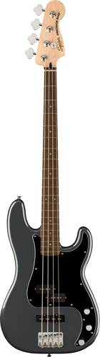 Squier Affinity P-Bass PJ Charcoal Frost Metallic