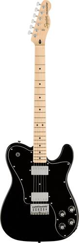 Squier Affinity Telecaster Deluxe Black Maple Fingerboard