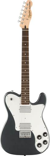 Squier Affinity Telecaster Deluxe Charcoal Frost Metallic