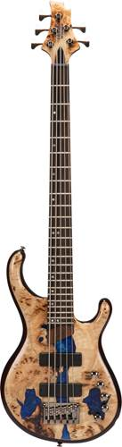 Cort Artisan Persona 5 Bass Limited Edition Blue Resin Burl