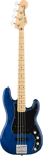 Fender Deluxe Active Precision Bass Sapphire Blue Maple Fingerboard