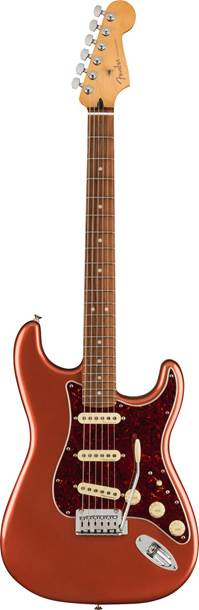 Fender Player Plus Stratocaster Aged Candy Apple Red Pau Ferro Fingerboard