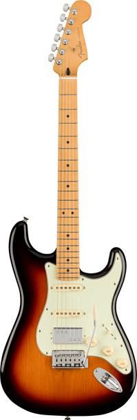 Fender Player Plus Stratocaster HSS 3 Tone Sunburst Maple Fingerboard