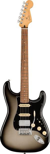Fender Player Plus Stratocaster HSS Silverburst Pau Ferro Fingerboard