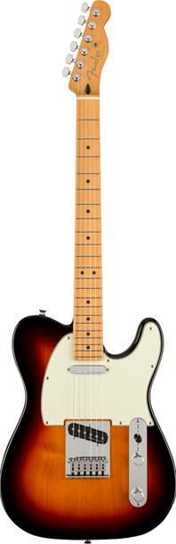 Fender Player Plus Telecaster 3 Tone Sunburst Maple Fingerboard