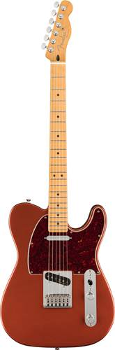 Fender Player Plus Telecaster Aged Candy Apple Red Maple Fingerboard
