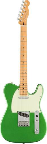 Fender Player Plus Telecaster Cosmic Jade Maple Fingerboard