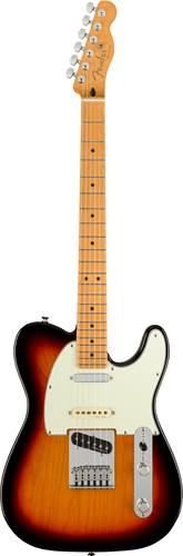 Fender Player Plus Nashville Telecaster 3 Tone Sunburst Maple Fingerboard