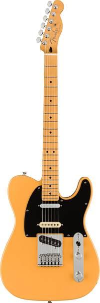 Fender Player Plus Nashville Telecaster Butterscotch Blonde Maple Fingerboard