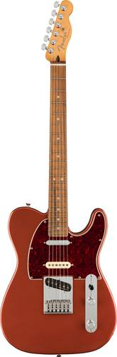 Fender Player Plus Nashville Telecaster Aged Candy Apple Red Pau Ferro Fingerboard