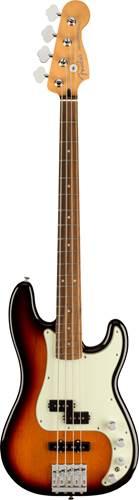Fender Player Plus Precision Bass 3 Tone Sunburst Pau Ferro Fingerboard
