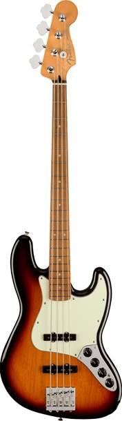 Fender Player Plus Jazz Bass 3 Tone Sunburst Pau Ferro Fingerboard