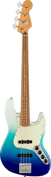 Fender Player Plus Jazz Bass Belair Blue Pau Ferro Fingerboard