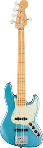 Fender Player Plus Jazz Bass V Opal Spark Maple Fingerboard