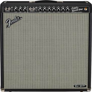 Fender Tone Master Super Reverb 4x10 Combo Solid State Amp
