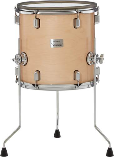 Roland PDA140F 14 Inch Tom Pad In Gloss Natural
