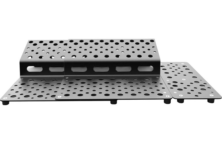 Holeyboard 123 Pedal Board Complete Package