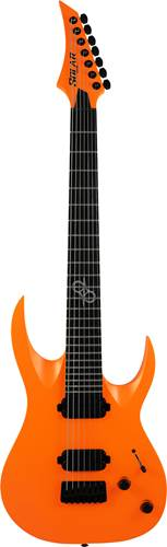Solar Guitars A2.7ON Orange Neon