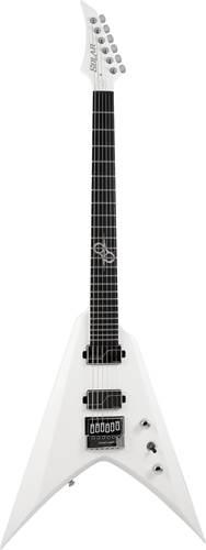 Solar Guitars V1.6Vinter Pearl White Matte