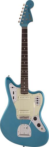 Fender Made In Japan Traditional 60s Jaguar Lake Placid Blue Rosewood Fingerboard