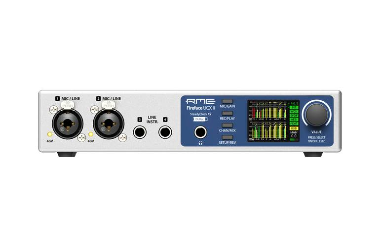 RME UCXII Audio Interface