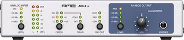 RME ADI-2 FS 2-Channel AD/DA converter