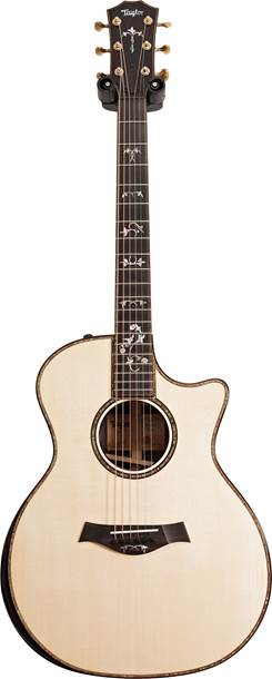 Taylor Limited Edition 914ce Grand Auditorium Lutz Spruce / Indian Rosewood #1204151128