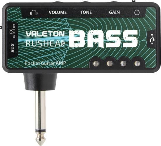 Valeton Rushead Pocket Amp for Bass